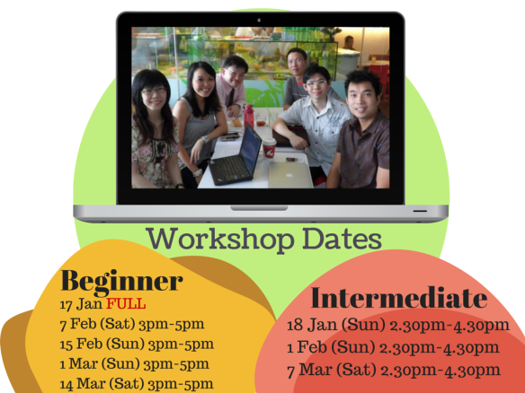 Blogging Workshops