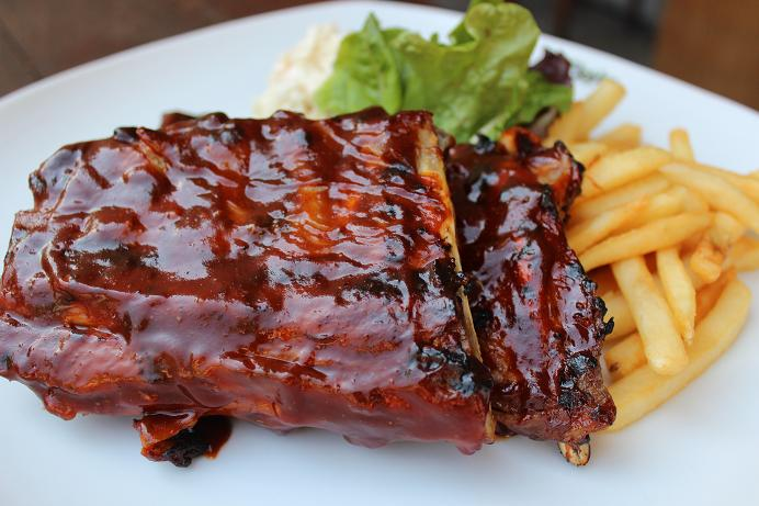 ... used to like pork ribs but bobby s signature ribs have made me a fan