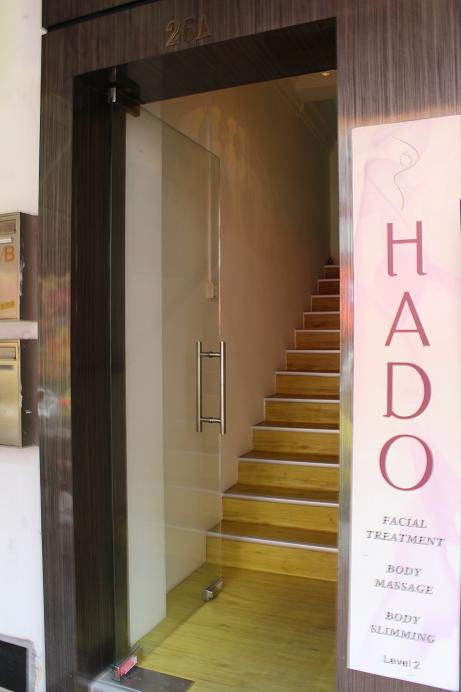 Hado Beauty Wellness facial