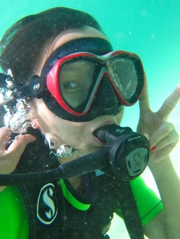 Sponsored Dive Trip