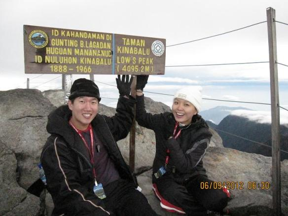 Mount Kinabalu Low's Peak