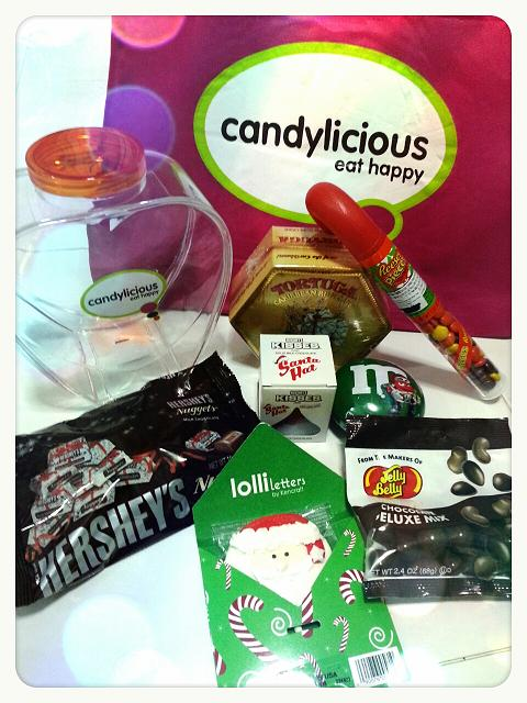 Candylicious Christmas