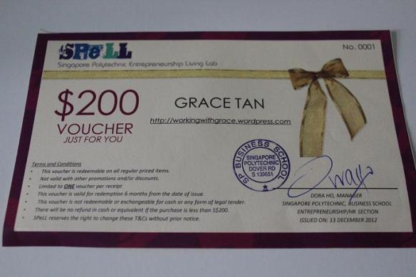 SPELL Gift Voucher