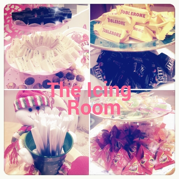The Icing Room Goodies