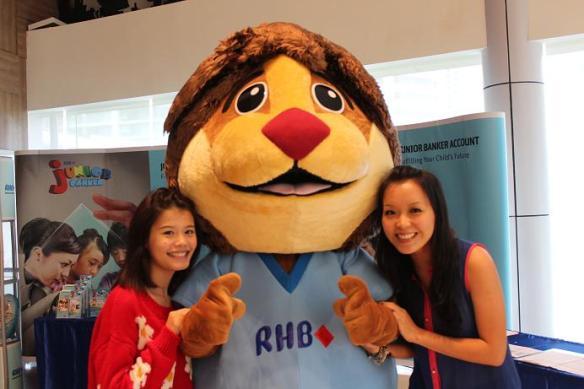 RHB mascot