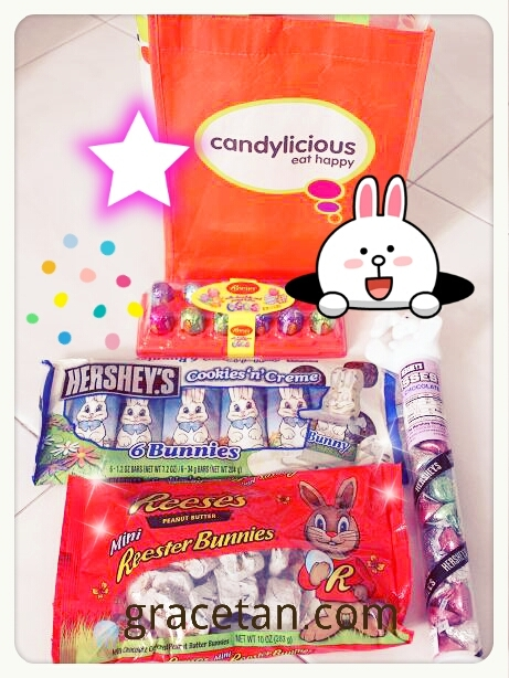 Candylicious Easter Goodie Bag