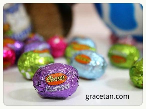 Reese Easter Eggs