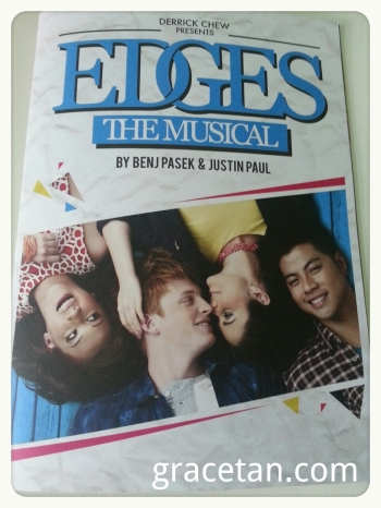 Edges musical
