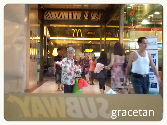 Granny at Tiong Bahru