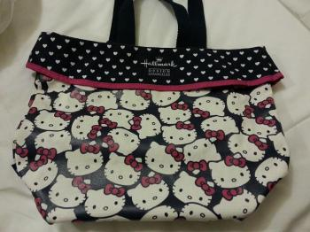 Hallmark Hello Kitty bag