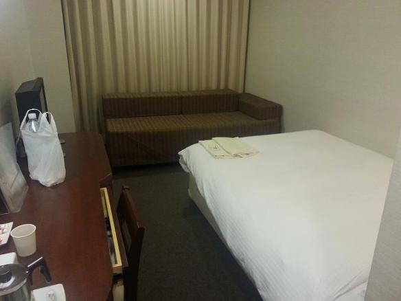 Hotel Hillarys hotel room