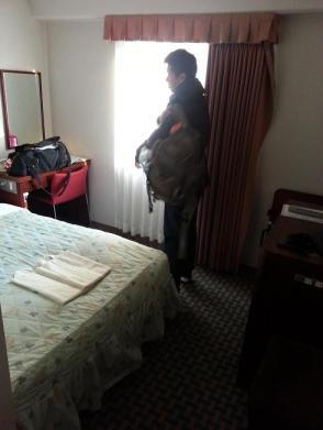 Hotel Room in Hotel Keihan Tenmabashi