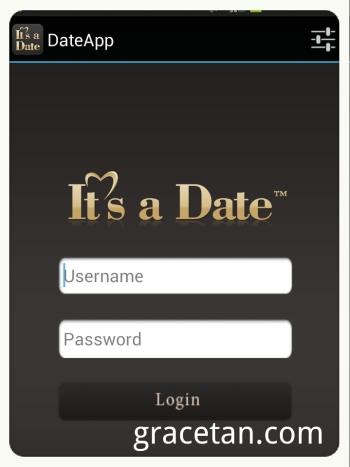 It's A Date App