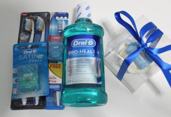 Oral B gifts