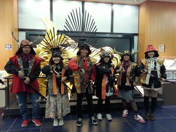 Osaka Castle Photo Opportunity