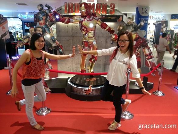 Ironman 3 Vivocity