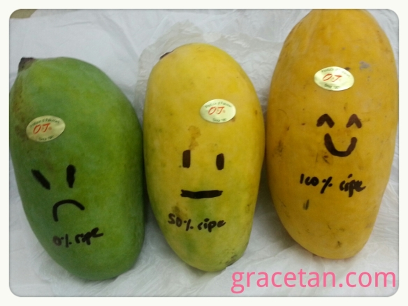 Mango Face