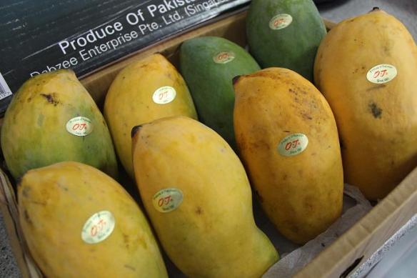 OJ Mangoes