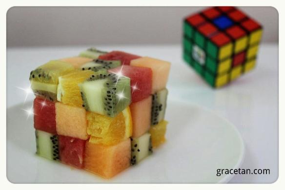 AmazingZespri Insane Rubix KiwiCube