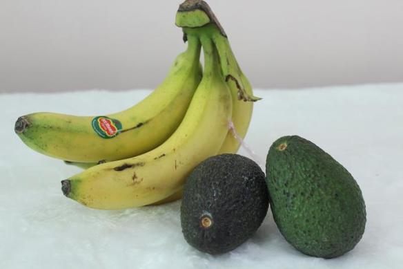 Bananas and Avocados