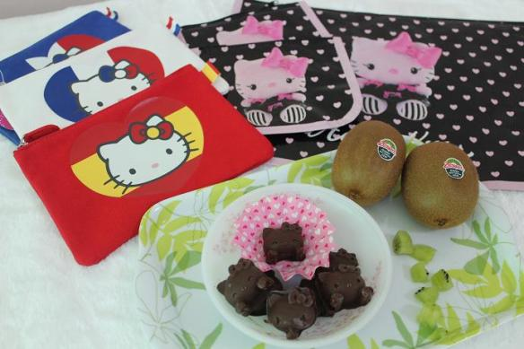Hello Kitty Kiwi Giveaway