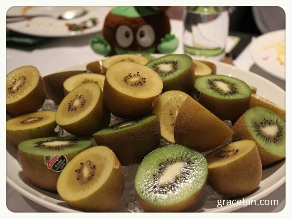Kiwi Platter