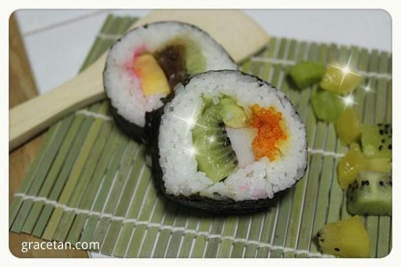 Zespri Ninja Sushi