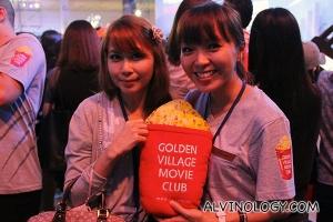 Regina Me and Mr Popcorn