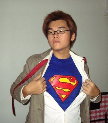 Smith Leong Superman