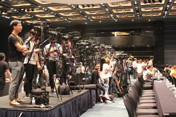 So many cameras