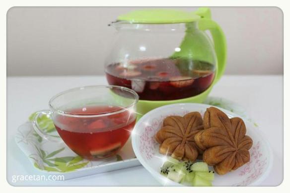 Zespri Tsubaki's Terrific Tea