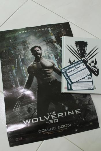 Wolverine Giveaway