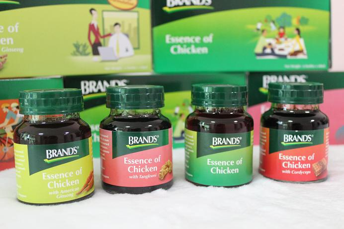 Brands Essence Of Chicken Working With Grace