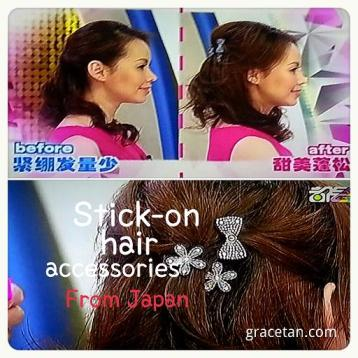 Lady First SG hair accessories