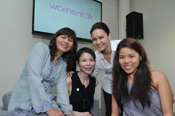 WomenTalk Interviewees