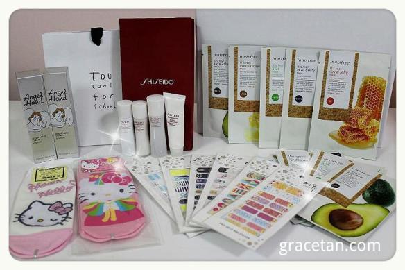 Korea Goodies Giveaway