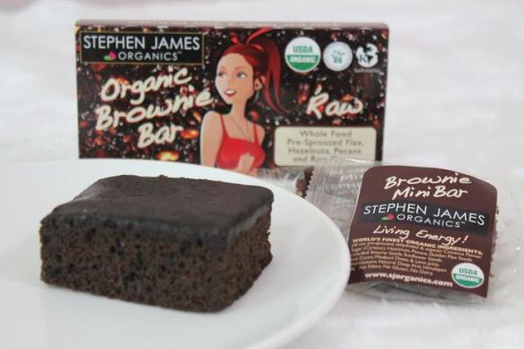 Organic Brownie Bar