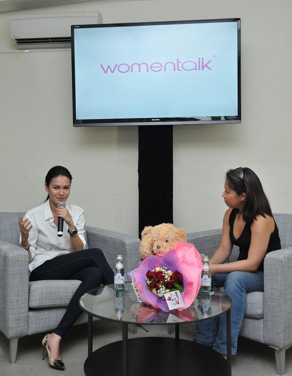 Eunice Olsen WomenTalk