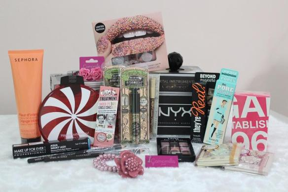 Blogger Beauty Giveaway
