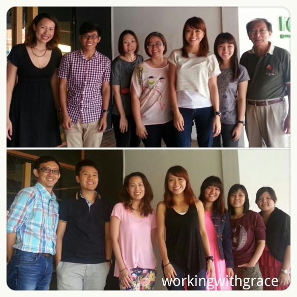 Blogging Workshops 21 and 22 Sept 2013