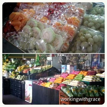 Fruits at Market! Market!