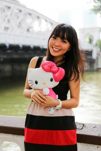 Grace Tan blogger Singapore