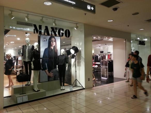 MANGO Ngee Ann City