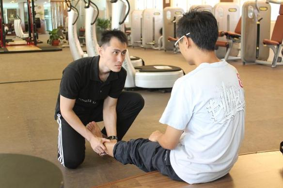 Aileron Wellness Trigger Point Performance Therapy