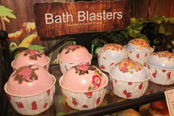 Bomb Cosmetics Bath Blasters