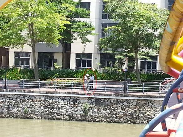 Conman Robertson Quay