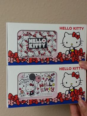 Hello Kitty EZ-Link cards