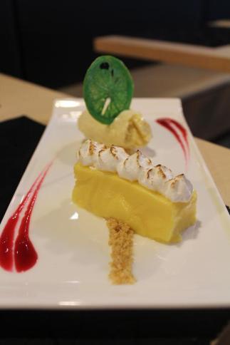 Nanyang Polytechnic L'Rez Lemon Meringue Pie