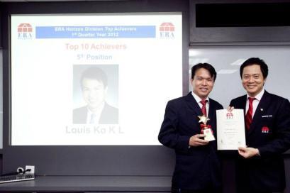 ERA Division Director Louis Ko