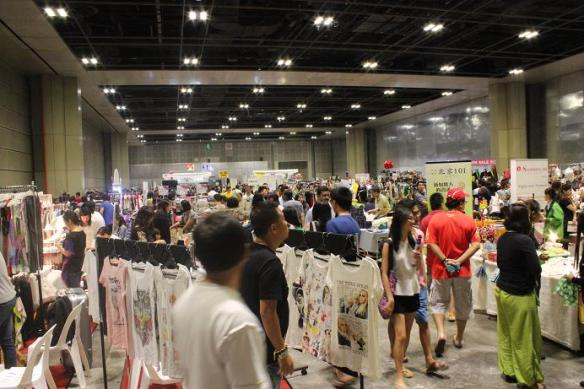 Mega Flea Market 2013